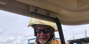 Williams Fire & Hazard Control Response Director Steps Down