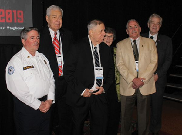 Inductees to the National Fire Heritage Center's Hall of Legends, Legacies and Leaders -