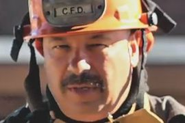 California Fire Captain Struggles With Cancer Diagnosis