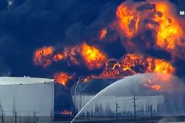 Texas Fire Marshal Pinpoints Cause of ITC Terminal Fire