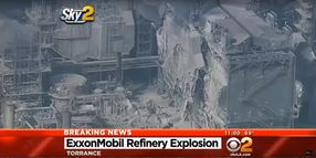 ExxonMobil Must Provide Information About California Refinery Explosion