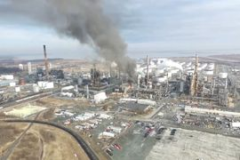 Delaware Refinery Settles with Air Regulators Over Fire