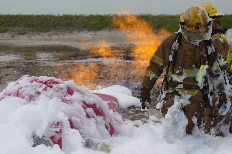 Wisconsin legislators have approved new restrictions on flourine firefighting foam, and hope to...