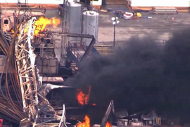 Court Finds for Workers' Families in Oklahoma Oil Rig Fire