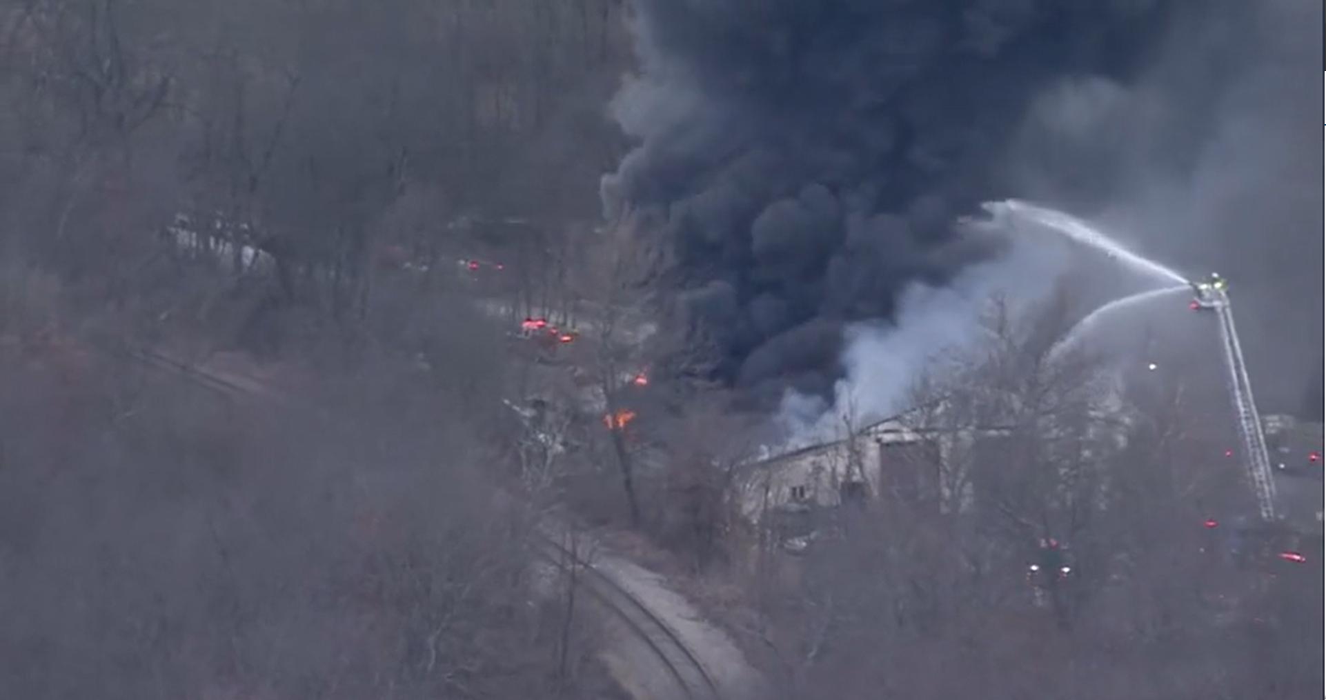 Propane Explosion in Pennsylvania Injures Three