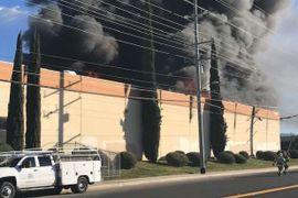 California Lacquer Manufacturer Goes Up in Flames