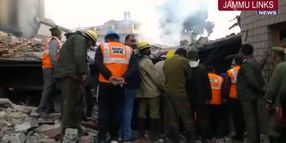 Three Firefighters Killed in Sawmill Fire in India