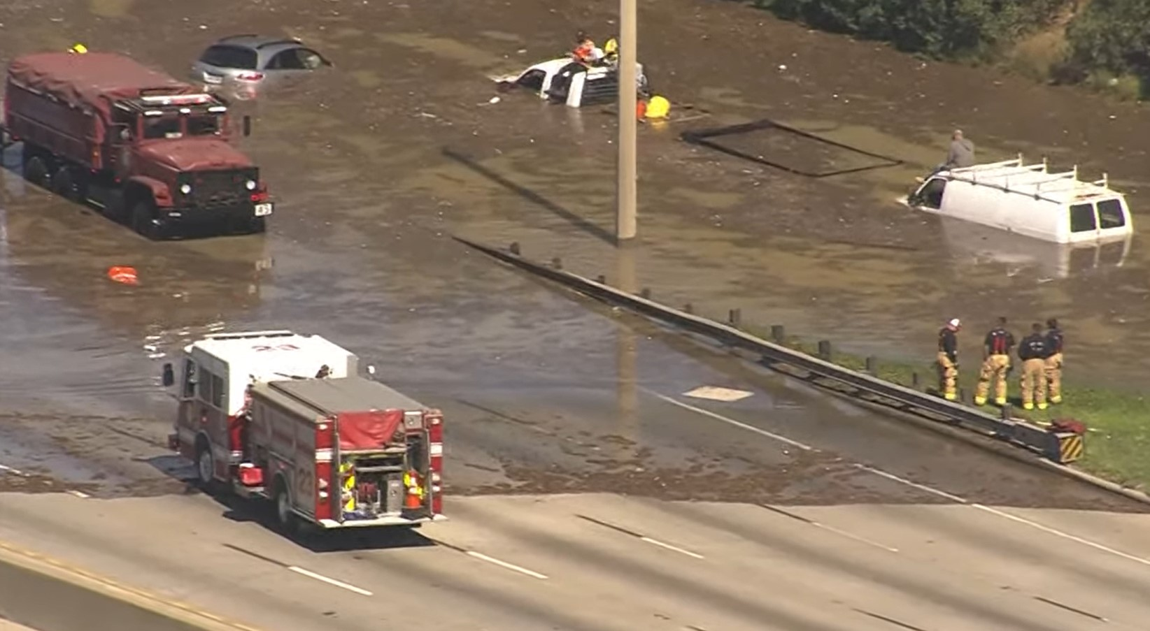 Flooding Shuts Down Arkema Trial in Houston