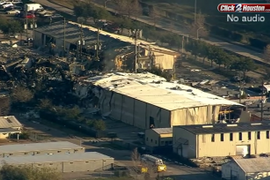 Electrical Spark Suspected as Cause in Houston Plant Explosion