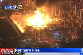 Chemical Board Declines to Probe California Refinery Fire
