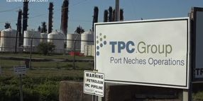 Layoffs Follow TPC Group Plant Fire in Texas