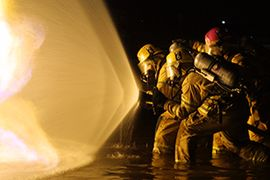 PPE Wash Downs Reducing PFAS in Firefighters