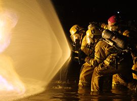 Tucson firefighters participated in early research on chemical exposure done by the University of Arizona.