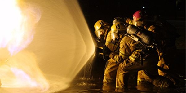 Tucson firefighters participated in early research on chemical exposure done by the University...