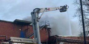 Asbestos Scare at UK Fire Unfounded