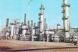 Iranians Bring Refinery Unit Fire Under Control
