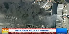 Australian Chemical Waste Company Faces Charges in 2019 Fire