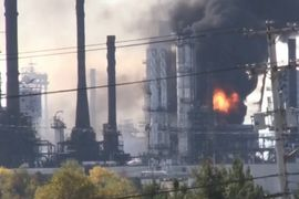 Canadian Energy Company Fined $200K in 2018 Refinery Blast