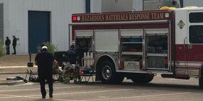 Texas Hazmat Team Secures Warehouse Ammonia Leak