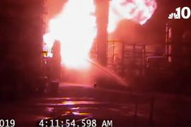 Philadelphia to Recover $1.8 Million in Refinery Fire Costs