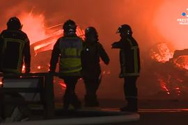 1,750 Tons of Scrap Scorched in French Recycling Plant Fire
