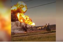 """Burp"" Causes Blast at Texas Natural Gas Plant"