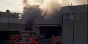 Electrical Fire Ignites Food Processing Plant in Spain