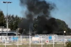 Fire, Explosion Reported at French Specialty Gases Plant