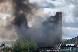 Explosions Precede Fire at Scottish Metals Recycling Plant