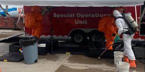 Hazmat Release Reported at North Dakota Food Plant