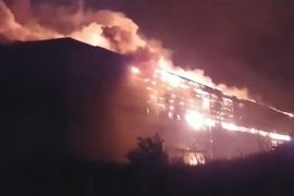 7-Day HazMat Warehouse Fire Extinguished in South Korea