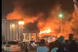 Boiler Room Blast at Arkansas Food Factory Injures 2
