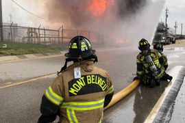 Pipeline Explosion Slams NGL Facility Near Houston