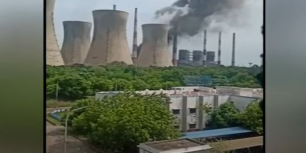 A boiler explosion at a power plant in India killed six people Wednesday.