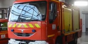 Brief Blaze at French Factory Raises Pollution Concern
