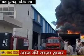 Lubricant Plant in India Destroyed by Massive Blaze