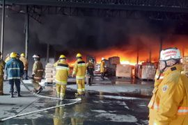 Fire Hits Goodyear Facilities in Two Different Countries