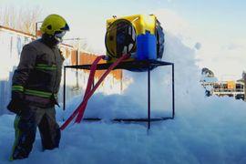 Elevated PFAS Levels Found Near Foam Testing Facility