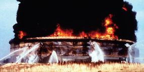 Milford Haven Refinery Fire Marks 37th Anniversary