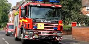 Fire Reported at Turkey Processing Plant in England