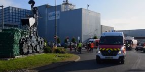 Waste Incinerator Fire in France Kills 1, Injures 5