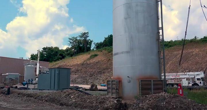 The Westmoreland Sanitary Landfill in Belle Vernon, Pennsylvania. - Screencapture Via YouTube