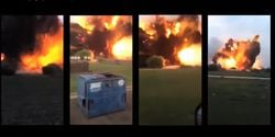 The explosion in West, Texas, captured from multiple angles.
