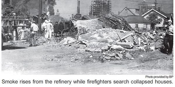 65th Anniversary of the Epic Whiting, Indiana, Refinery Fire
