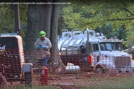 Estimate of North Carolina Pipeline Spill Increases Fourfold
