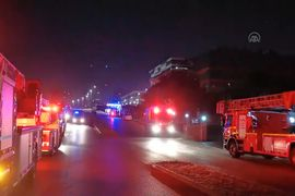 Fire at Turkish Cosmetics Plant Injures Four
