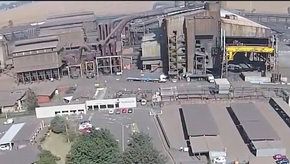 The Transalloys plant near Mpumalanga, South Africa. - Screencapture Via YouTube
