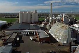Steam Dryer Explodes at Idaho Sugar Beet Plant