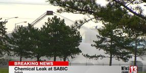 Evacuation Ordered After HazMat Spill at New York Plant