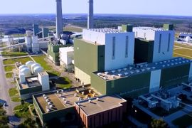 Four Treated in Florida Power Plant Hazmat Incident